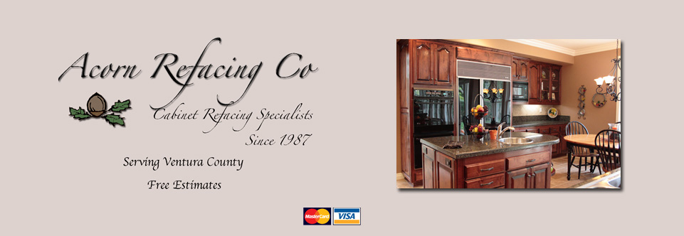 Acorn Refacing Home Page